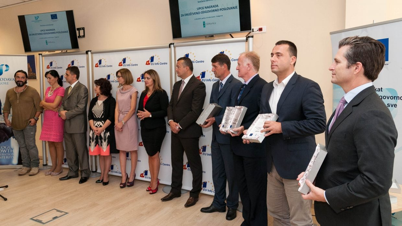 Nagrada Cerovu u izboru Unije poslodavaca Crne Gore