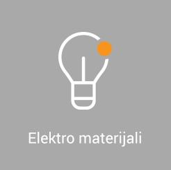 ELEKTRO MATERIJALI