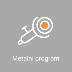 METALNI PROGRAM